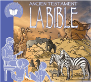 La Bible - Ancien testament - Comtesse de Ségur (CD)