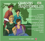 Chantons ! Chansons traditionnelles Vol. 2 (CD)