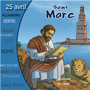 Saint Marc - Un prénom, un saint (CD)