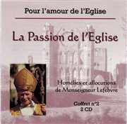 La Passion de l'Eglise (CD) - Coffret n° 2